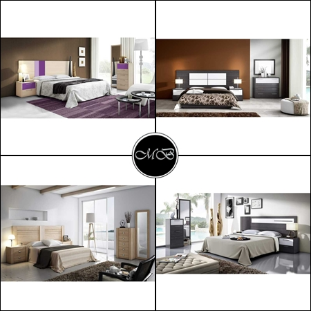 Muebles dormitorio matrimonio muebles dormitorio baratos for Dormitorios completos baratos