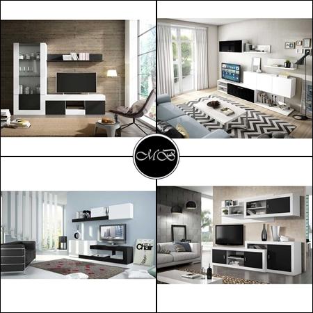 Muebles de salon modernos muebles sala de estar baratos - Muebles modernos baratos ...