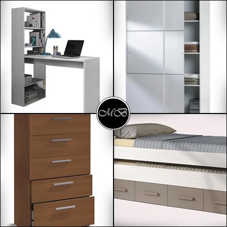 muebles de diseño dormitorio baratos