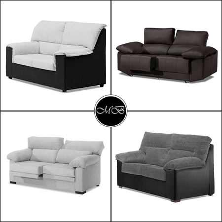 Sofas baratos sofas economicos for Sofas 2 plazas baratos