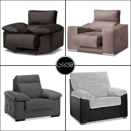 Como tapizar un sillon relax casas de muebles en madrid - Tapizar sofas en casa ...